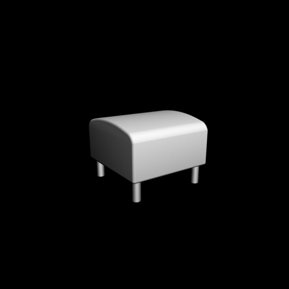 Glass Bathroom Cabinet Ikea ~ KLIPPAN Hocker  Einrichten & Planen in 3D
