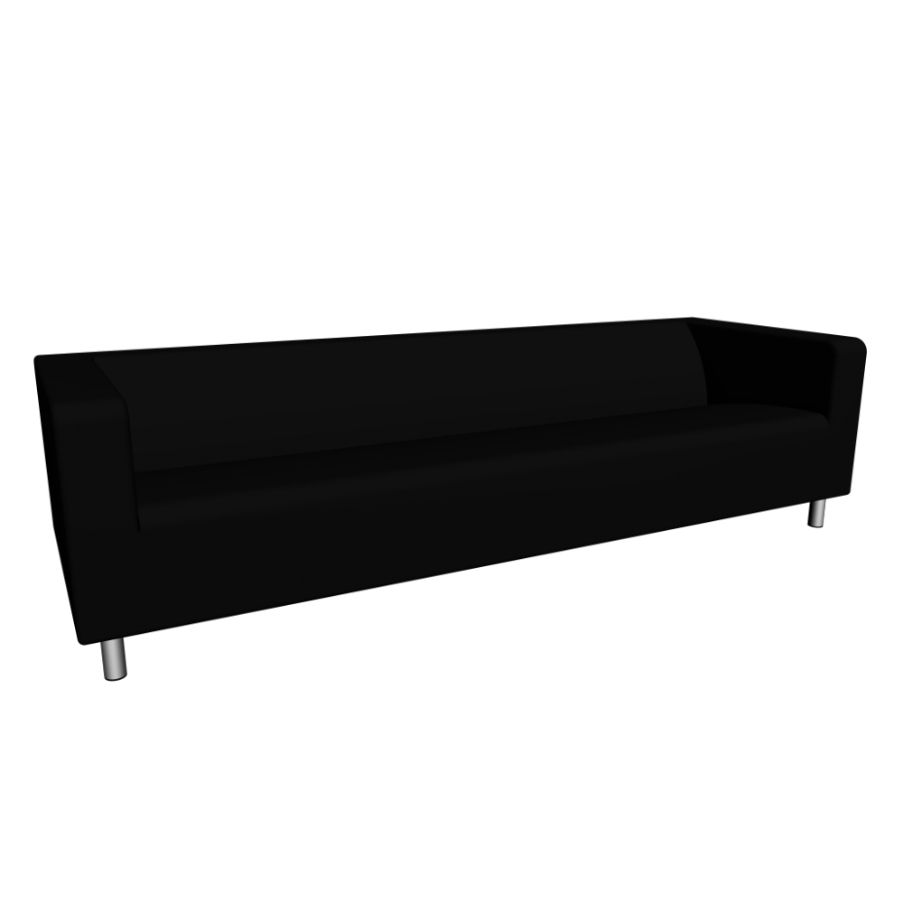 klippan 4er sofa einrichten planen in 3d. Black Bedroom Furniture Sets. Home Design Ideas
