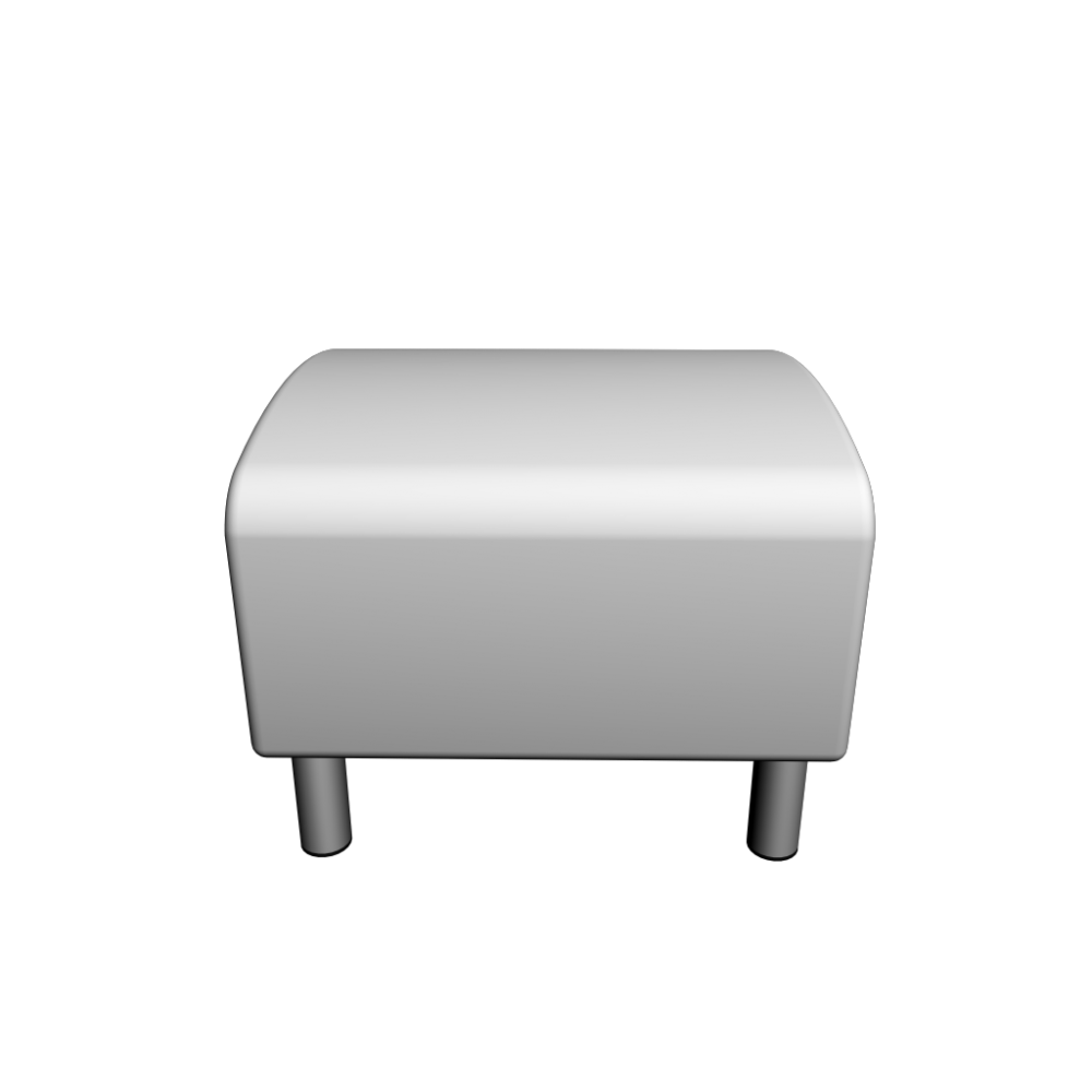 Hocker Ikea klippan footstool design and decorate your room in 3d