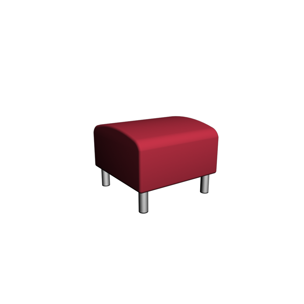 Klippan Footstool Design And Decorate Your Room In 3d