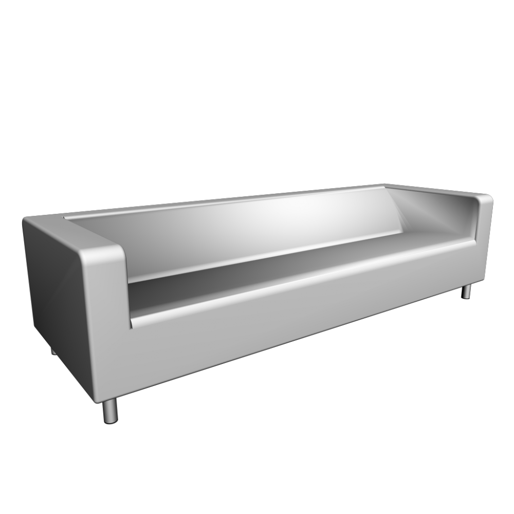 Klippan sofa design and decorate your room in 3d for Ikea couch planer