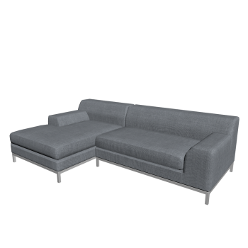 KRAMFORS L-Form Sofa von IKEA