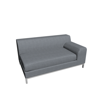 kramfors 2er sofa right design and decorate your room in 3d. Black Bedroom Furniture Sets. Home Design Ideas