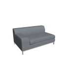 kramfors 2er sofa right design and decorate your room in 3d. Black Bedroom Furniture Sets. Home Design Ideas