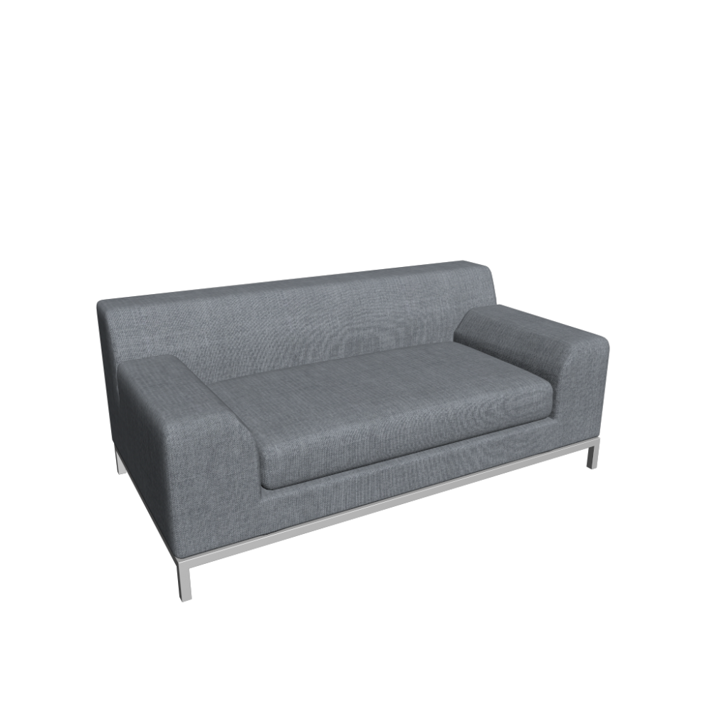 kramfors 2er sofa design and decorate your room in 3d. Black Bedroom Furniture Sets. Home Design Ideas