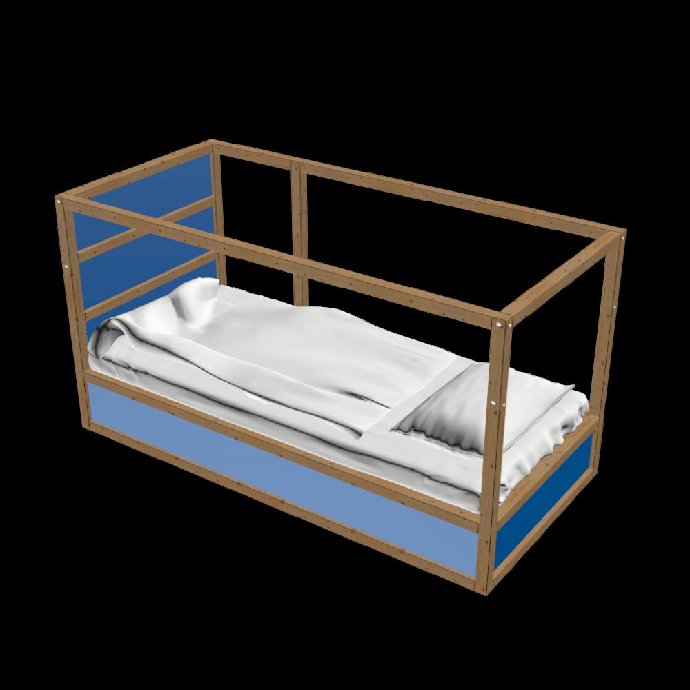 kura bett swalif. Black Bedroom Furniture Sets. Home Design Ideas