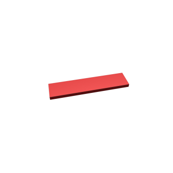 LACK Wandregal Hochglanz-rot von IKEA