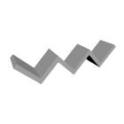 LACK Wandregal weiß für die 3D Raumplanung