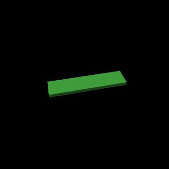 LACK Wandregal grün von IKEA