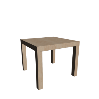 Lack side table design and decorate your room in 3d for Ikea table 9 99