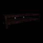 LACK TV-Bank schwarzbraun für die 3D Raumplanung
