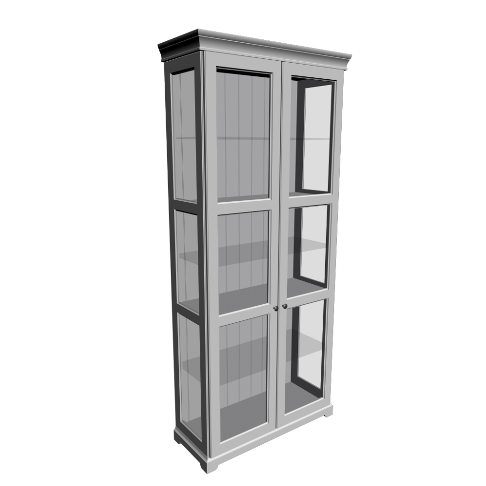 Liatorp display cabinet by ikea