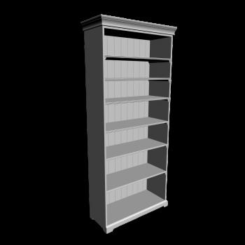 liatorp b cherregal einrichten planen in 3d. Black Bedroom Furniture Sets. Home Design Ideas