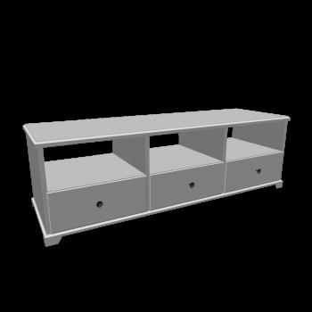 LIATORP TV-Bank von IKEA