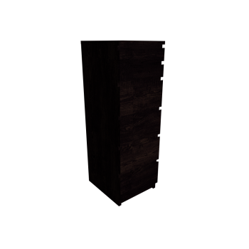 MALM Kommode mit 6 Schubladen schwarzbraun von IKEA