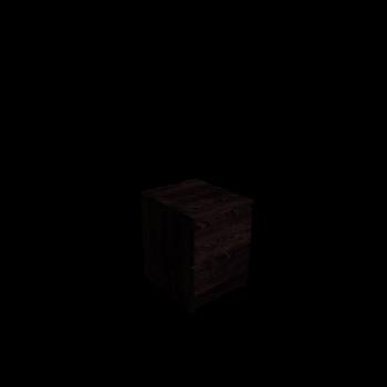 MALM Kommode mit 2 Schubladen schwarzbraun von IKEA
