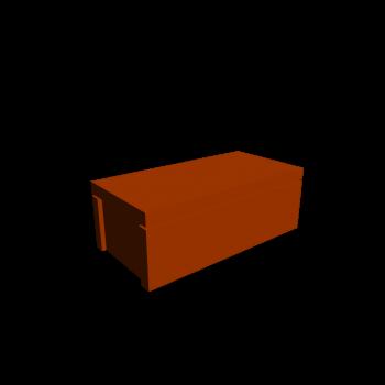 MALM Aufbewahrung orange von IKEA