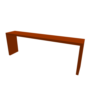 Malm occasional table orange design and decorate your room in 3d - Occasional tables ikea ...