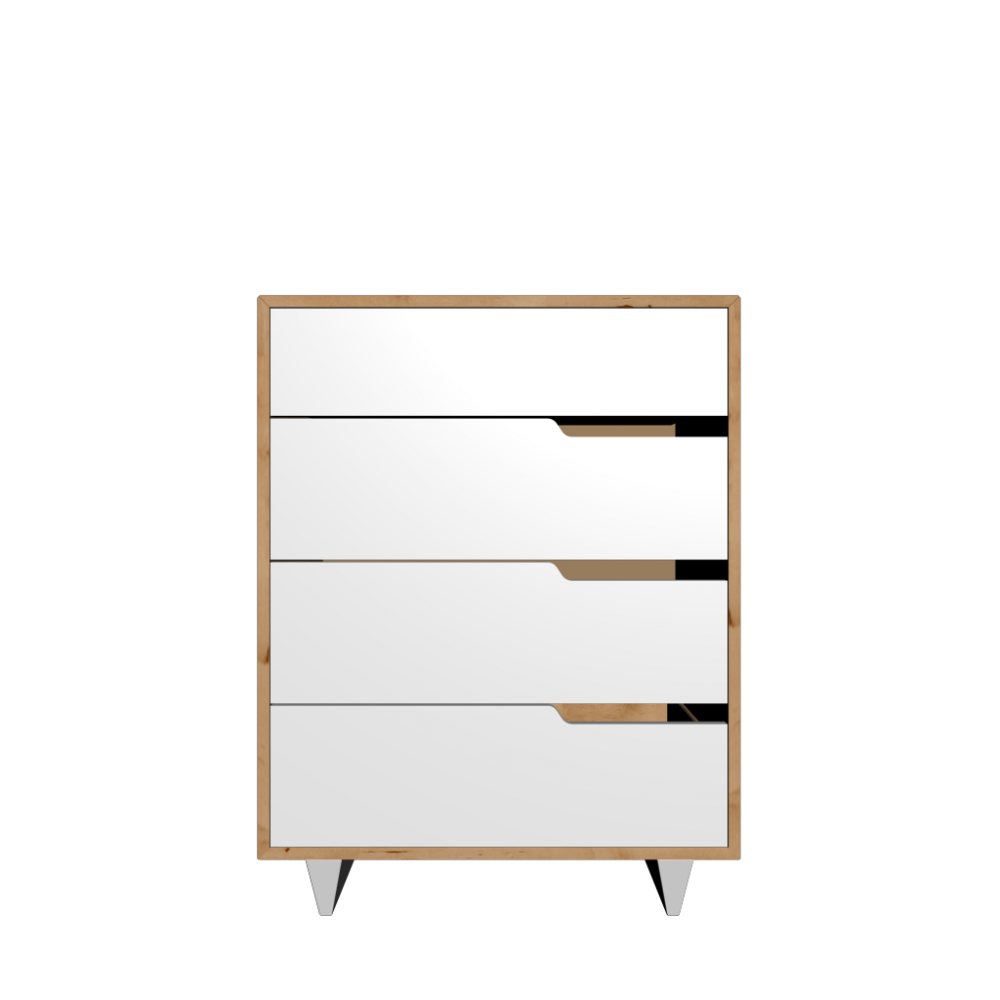 Flächenvorhang Raumteiler Ikea ~ MANDAL 4 drawer dresser, birch, white  Design and Decorate Your Room