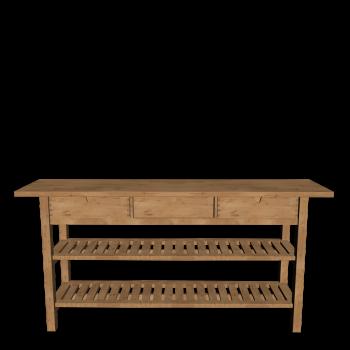 Norden Ablagetisch von IKEA