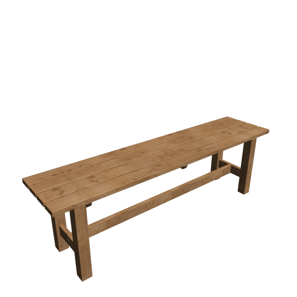 Norden Bench Design And Decorate Your Room In 3d