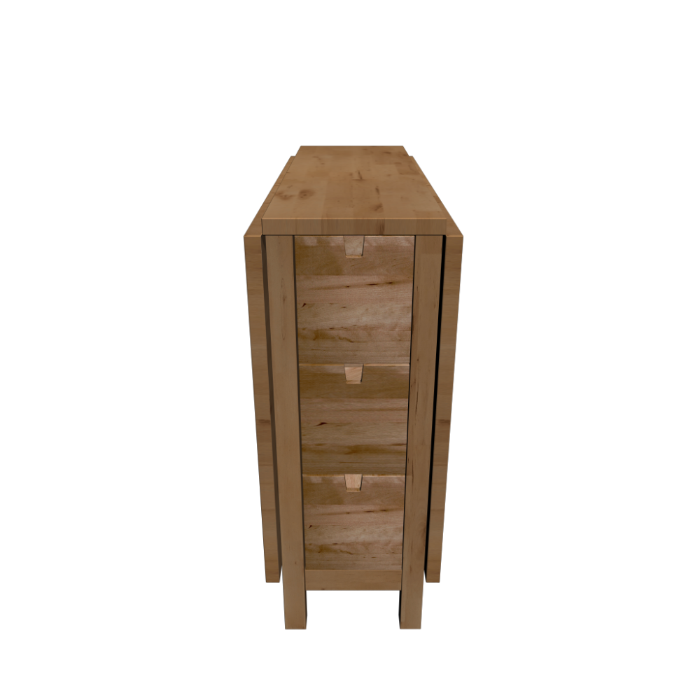 NORDEN Gateleg table, birch - Design and Decorate Your ...