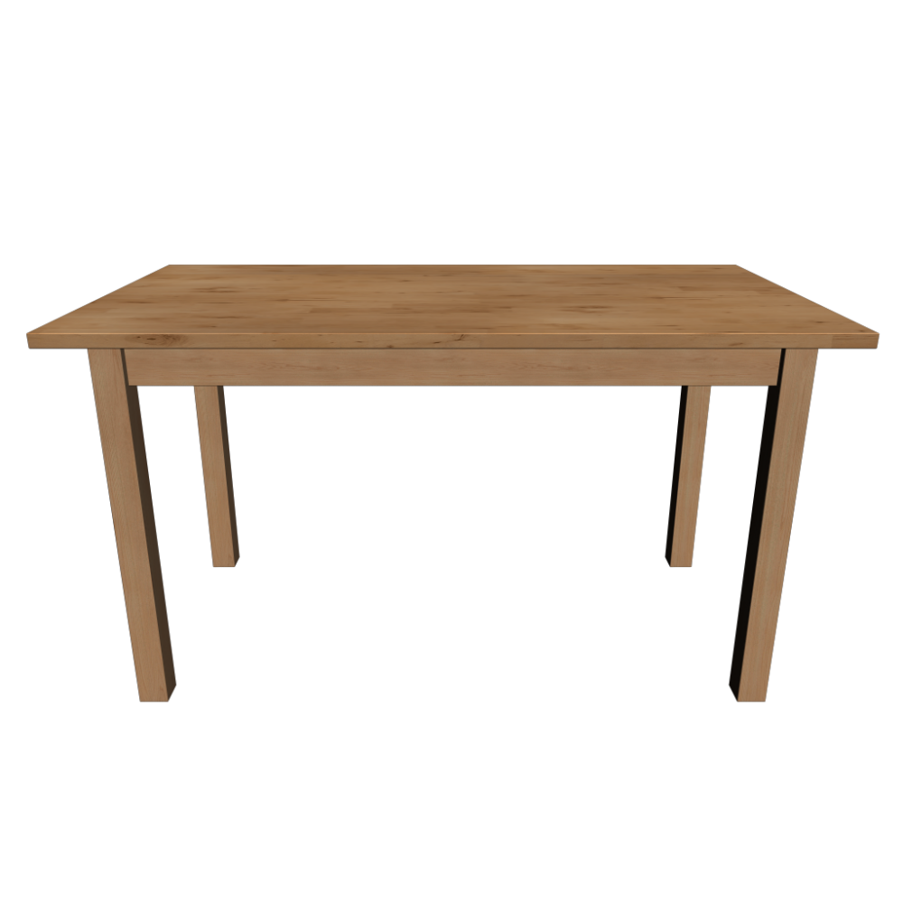 Dining table dining table from ikea for Table a manger transparente