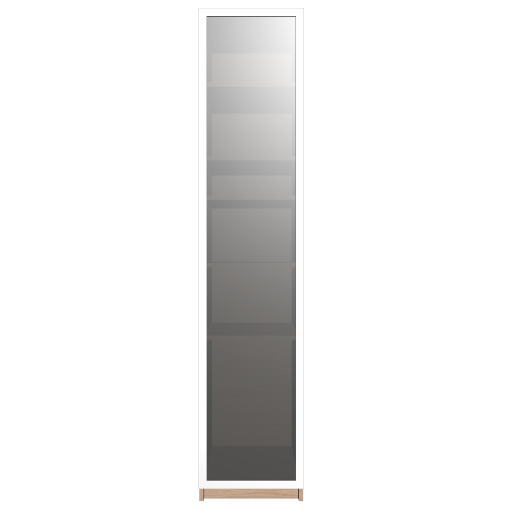 Pax Wardrobe With Sliding Doors Black Brown Malm Black Brown Design And Decorate Your Room In 3d