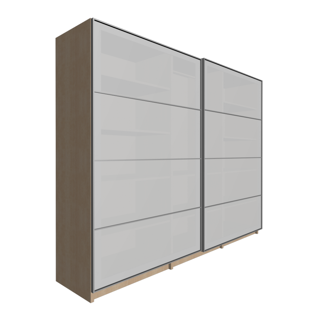 Kleiderschrank ikea pax  PAX Wardrobe with sliding doors - Design and Decorate Your Room in 3D