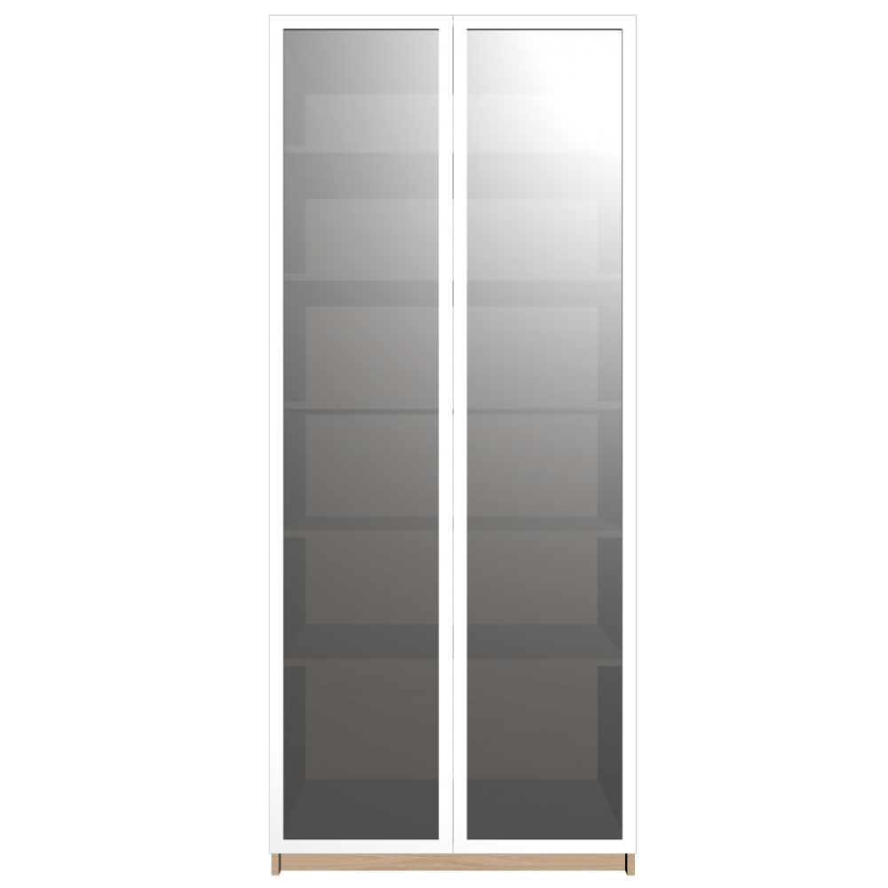 Pax Wardrobe With Sliding Doors Design And Decorate Your Room In 3d