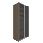 PAX Wardrobe with sliding doors by IKEA