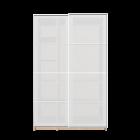 PAX Wardrobe with sliding doors by IKEA