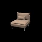 SÖDERHAMN Sitzelement 1 von IKEA
