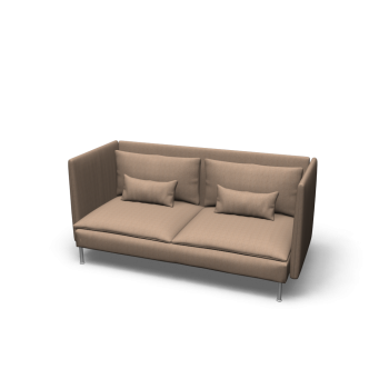 s derhamn 3er sofa hohe r ckenlehne einrichten planen in 3d. Black Bedroom Furniture Sets. Home Design Ideas