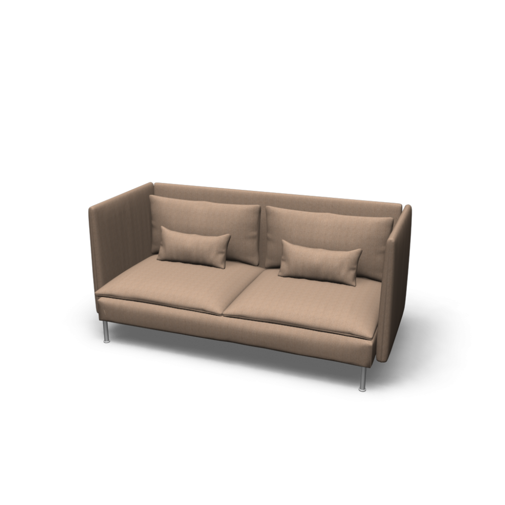 s derhamn three seat sofa high back design and decorate your room in 3d. Black Bedroom Furniture Sets. Home Design Ideas