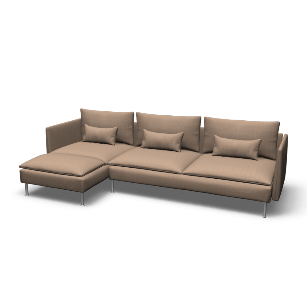s derhamn sofa and chaise lounge design and decorate your room in 3d