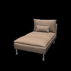 SÖDERHAMN Chaise by IKEA