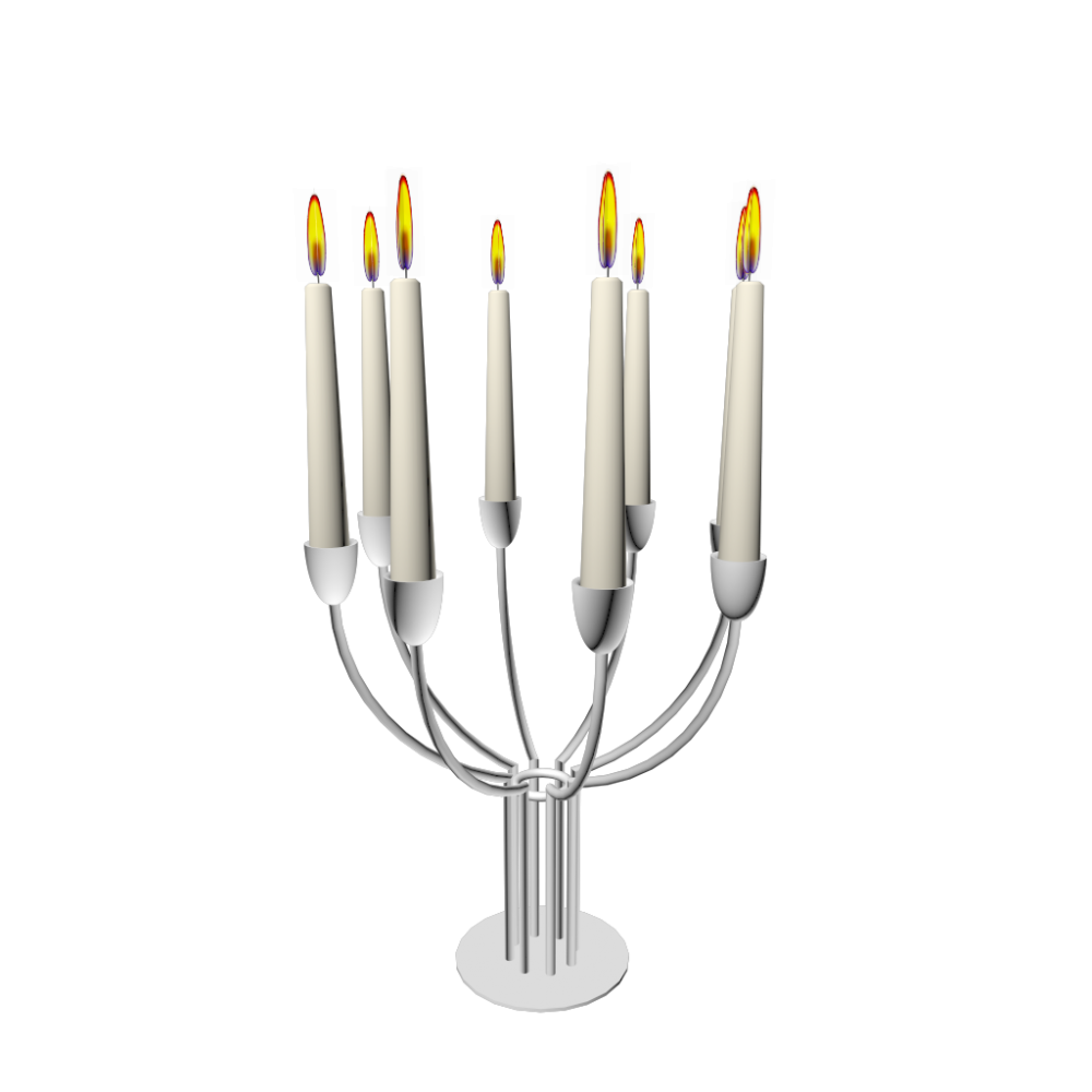 Stockholm Candelabra Design And Decorate Your Room In 3d