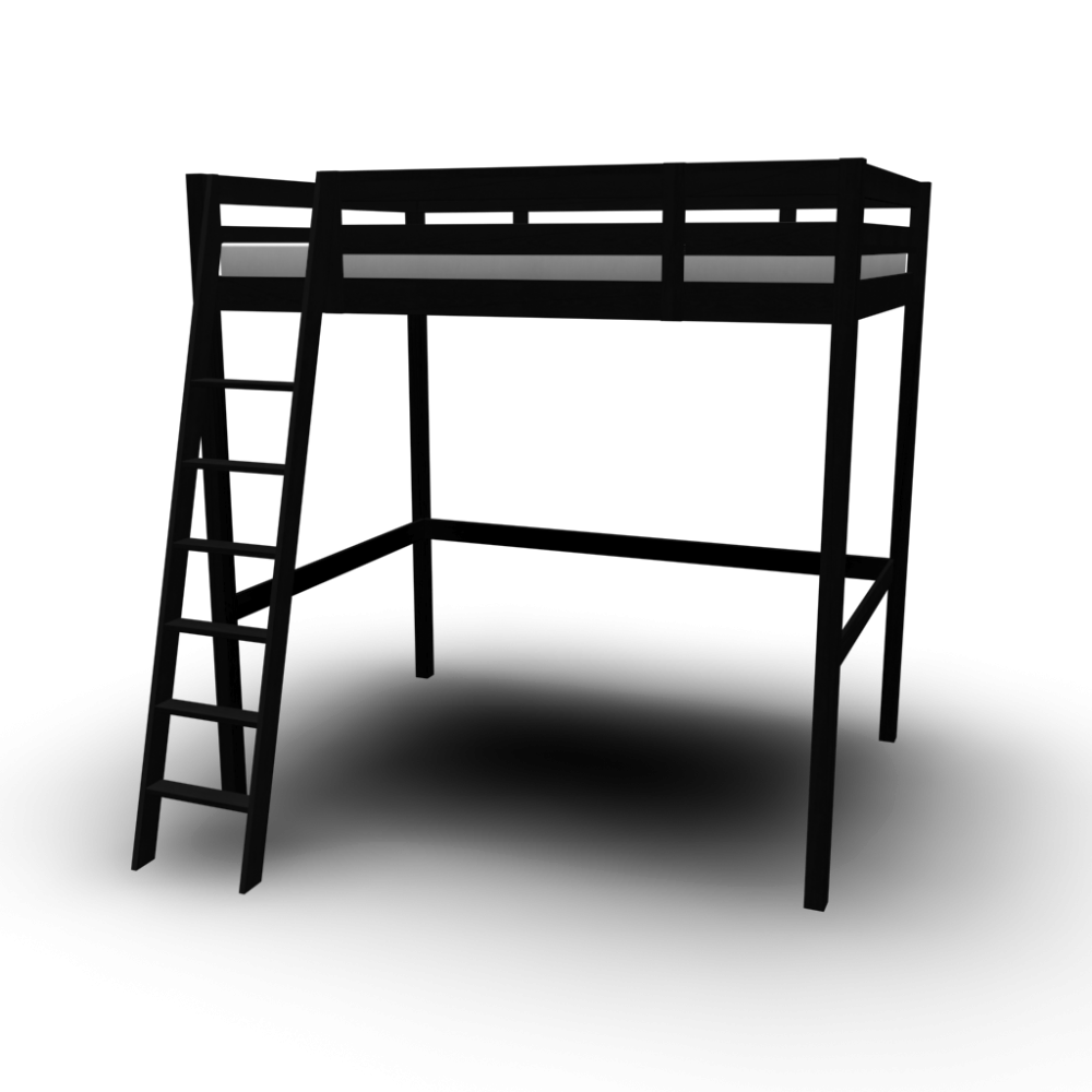 STORÅ Loft bed frame - Design and Decorate Your Room in 3D