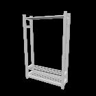 TJUSIG Kleider-/Schuhhalter für die 3D Raumplanung