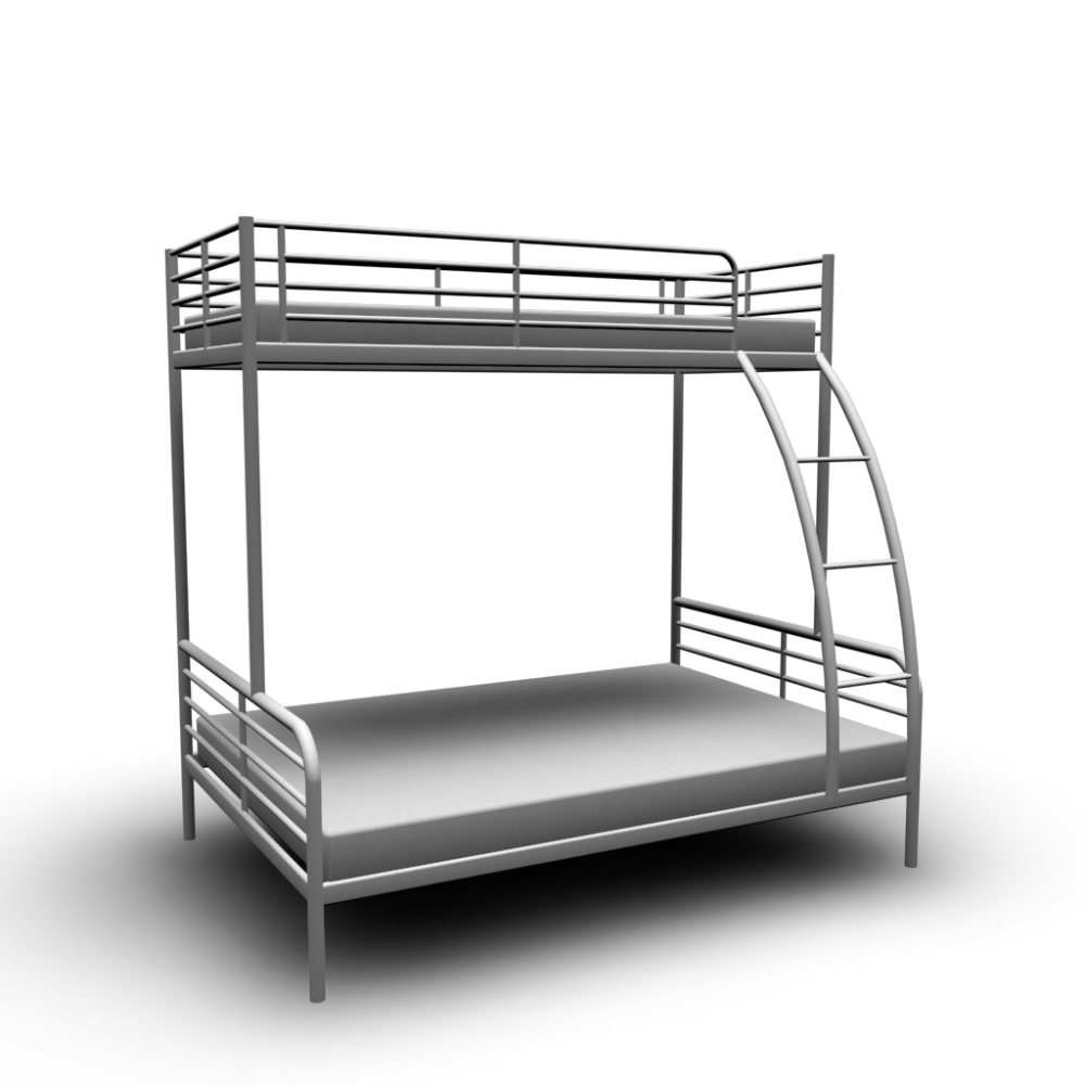 Troms 214 Bunk Bed Frame Design And Decorate Your Room In 3d