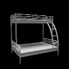 TROMSÖ Etagenbettgestell von IKEA