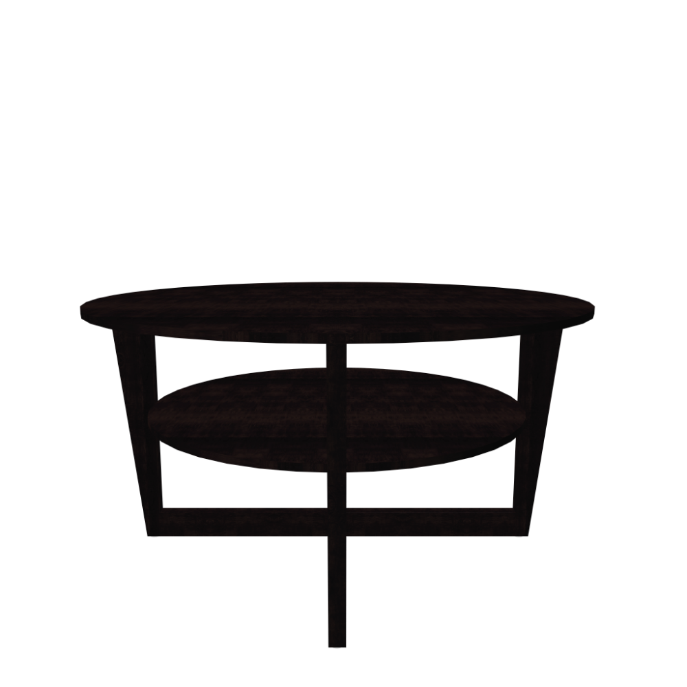 Vejmon Coffee Table Black Brown By Ikea