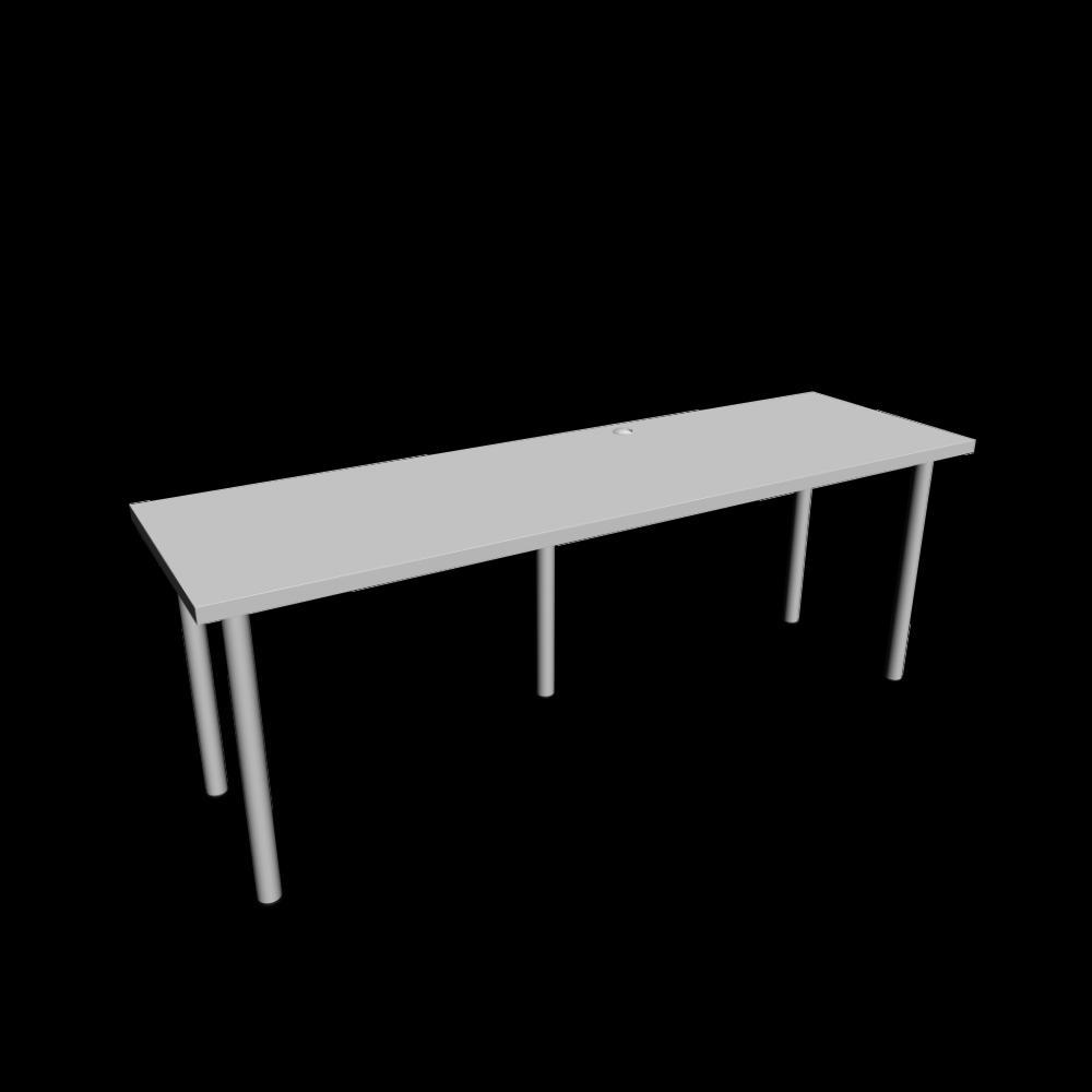 Vika Amon Adils Table White By Ikea