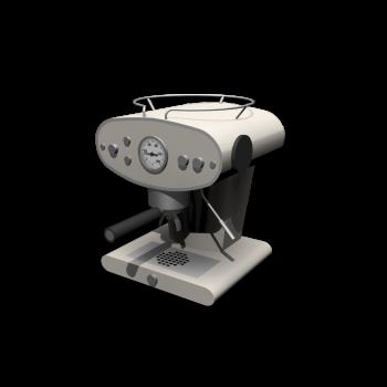 X1 Iperespresso Kapselmaschine von illy