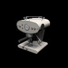 X1 Iperespresso Kapselmaschine für die 3D Raumplanung