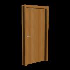 Innentür Holz für die 3D Raumplanung