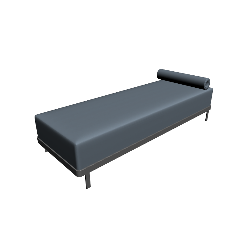 m5 daybed   design and decorate your room in 3d