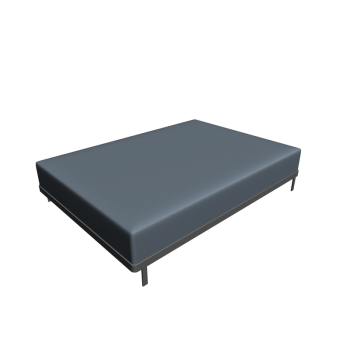 M6 Bett von KA Design