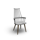 Comback Chair for your 3d room design